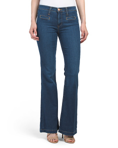 Made In USA Nouveau Flare Jeans