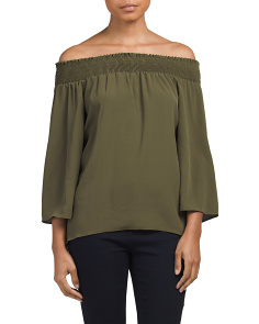 Sami Off The Shoulder Top