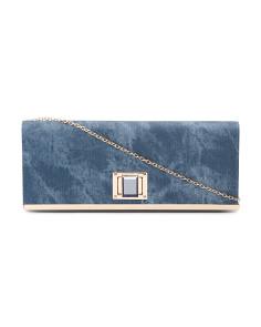 Jewel Close Clutch