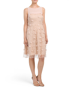 Made In USA Emma Flutter Dress