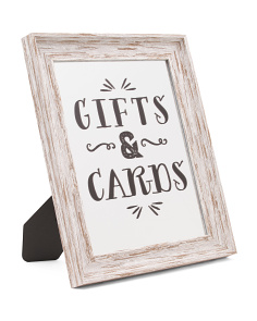 11x14 Gifts & Cards Printed Mirror