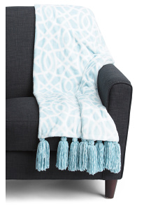 Lynwood Tassel Throw