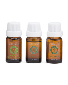 3pk Detox Dropper Oils