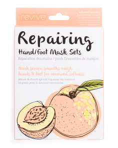 Repairing Hand & Foot Masks