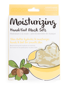 Made In Korea Moisturizing Hand & Foot Masks