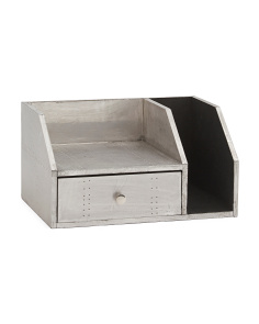 Osum Desktop Organizer With Drawer