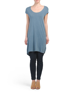 Made In USA Dee Dee Tunic