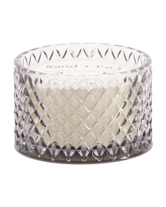 10oz Molded Glass Candle