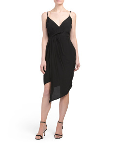 Cami Drape Dress