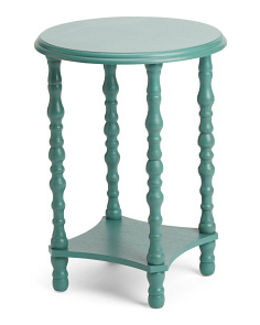 Simplicity Knobby Leg Table