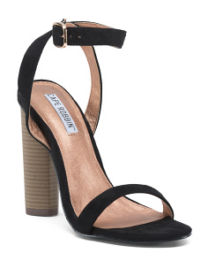 Ankle Strap Heel Sandals