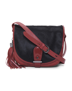 Berkely Large Leather Satchel