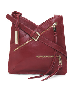 Josie Small Leather Crossbody