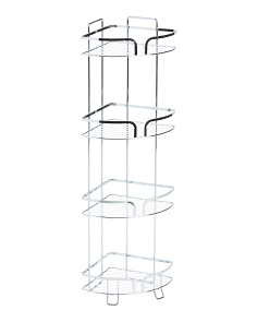 Galano 4-tier Corner Bath Tower
