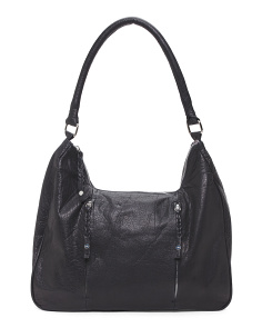 Clive Leather Hobo