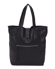 Nola Leather Tote