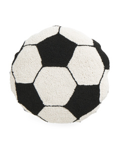 16in Soccer Hook Pillow