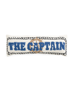 9x26 The Captain Hook Pillow