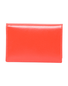 Made In Spain Leather Card Holder