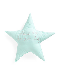 Kids Dare To Dream Pillow