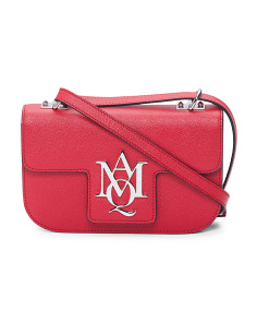 Made In Italy Insigna Leather Crossbody
