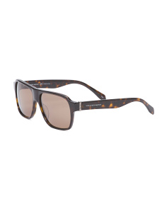 Made In Italy Luxury Sunglasses With Hard Case