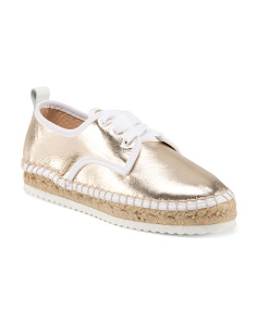 Made In Spain Espadrille Walking Sneakers