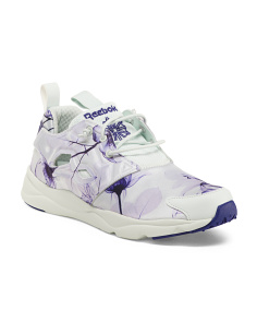 Furylite Graphic Fashion Trainers