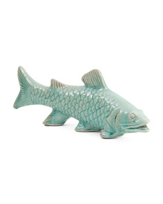 Ceramic Fish Decor