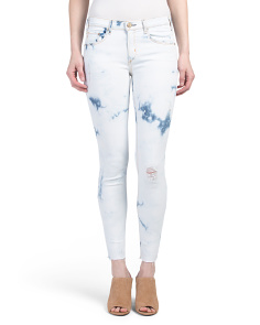 Made In USA Newton Skinny Jeans