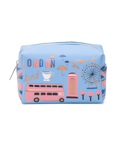 London Cosmetic Case