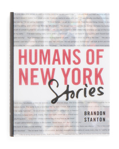 Humans Of New York Stories Book