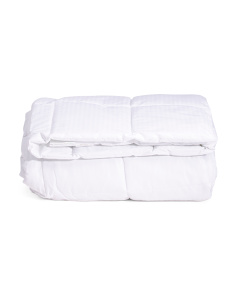 Allergy Relief Embossed Comforter