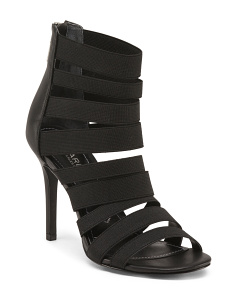 Strappy Stiletto Sandals