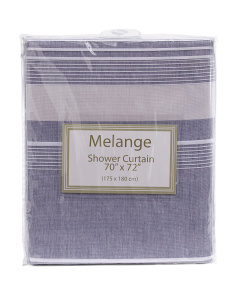 Melange Shower Curtain