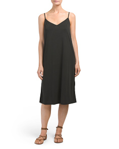 Made In USA Ladder Back Dress