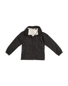Girls Precip Jacket