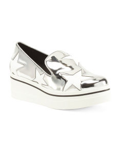 Made In Spain Binx Star Platform Sneakers