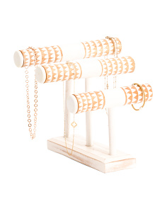 3 Tier Bangle Bar