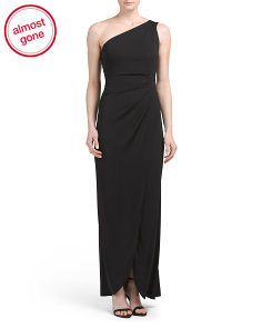 Courtney One Shoulder Gown