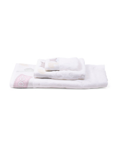 Kids 3pc Bambini Bath Time Towel Set