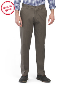 Signature Stretch Straight Pants