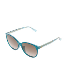 Made In Italy Sunglasses With Designer Case