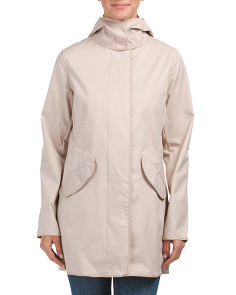 Performance Hooded Walker Coat