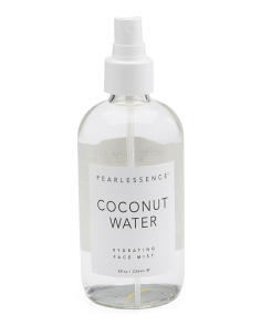 8oz Coconut Water Hydrating Face Mist