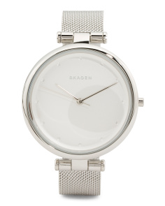 Women's Tanja Mesh Strap Watch