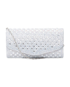 Studded Evening Clutch