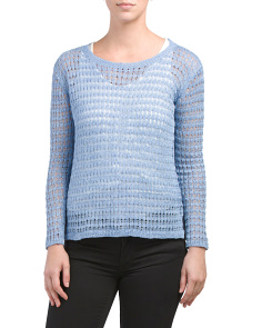 Taraneh Linen Sweater