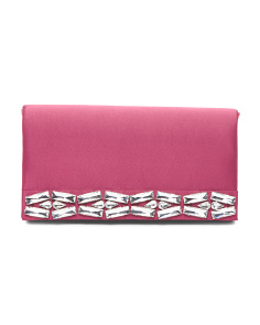 Alicyn Jewel Clutch