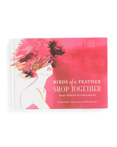 Birds Of A Feather Shop Together Book